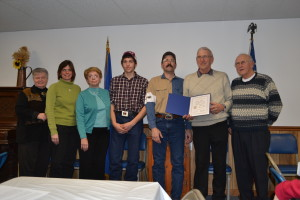 Grange Shriver Community Citizen Award