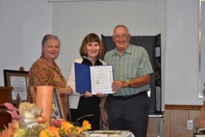 TM Grange Community Citizen of the Year