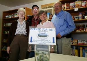 change for food ebg food bank