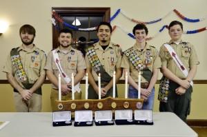 727 Eagle Scouts 2