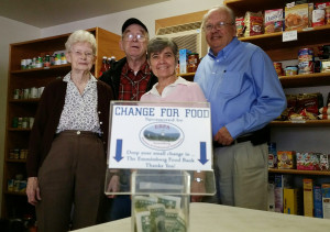 change for food ebg food bank