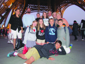 Thurmont Students planning to visit Europe