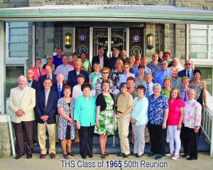 THS 50th Class Reunion-2015