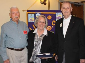 Thurmont Lions Club inducts new member