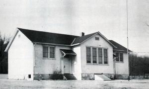 foxville school to 1964