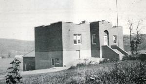 sabillasville school up to 1964