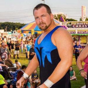 Wrestler-Photo